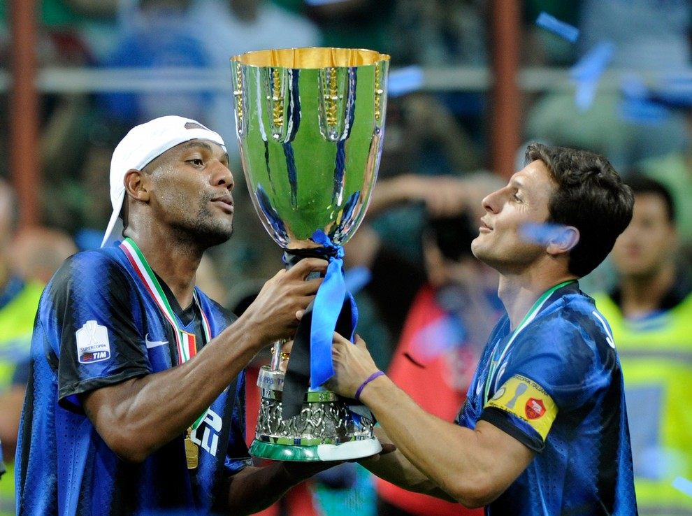 "Maicon: ""Inter will always be Zanetti's second family"""