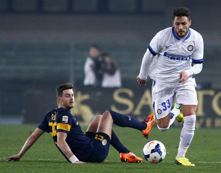 "D'Ambrosio: ""We want to play a major role in the Europa League"""