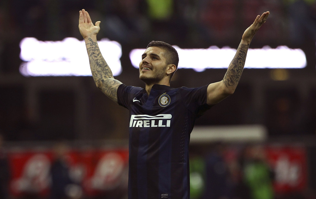 "Journalist: ""Icardi, fantastic player but he needs more support"""