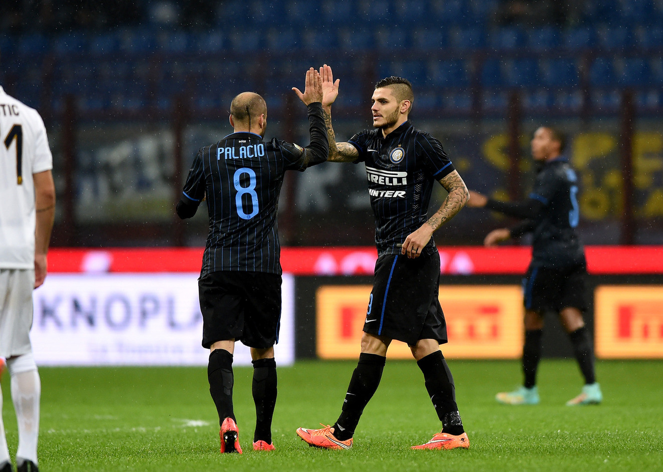 Icardi, Palacio and Osvaldo… Three players playing for two spots against Udi